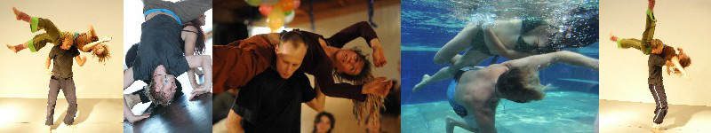 Contact Improvisation Workshopreihe Basis